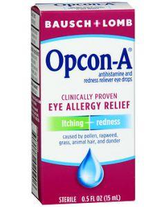Opcon-A Drops, 15mL Miscellaneous