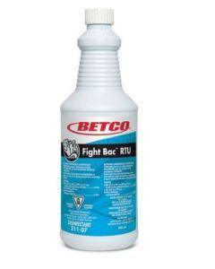 Betco Fight Bac RTU - 32oz. Bottle PPE Products