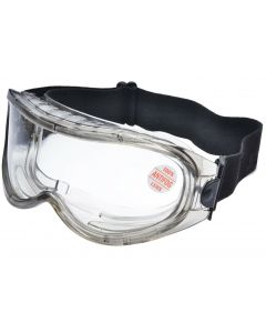 Ergonomic PVC Anti Fog Safety Glasses PPE Products