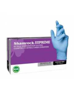 Nitrile Exam Gloves, Powder-Free, Latex-Free, Small Seasonal Rx Specials