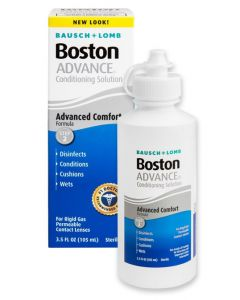 Boston Advance Contact Lens Solution, 3.5 oz. Irrigating Solutions