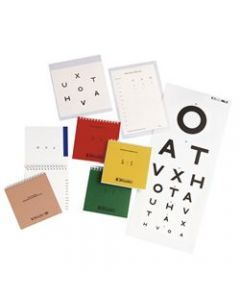 Sheridan Gardiner Child Acuity Test Sight and Color Vision Testing
