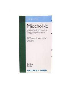 Miochol System Pack