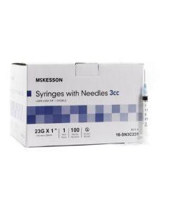 3mL Syringe and Needle 23g