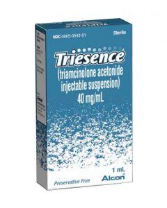 Triesence Inj Susp 40mg/ml 1ml
