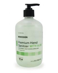 AloeGel Hand Sanitizer 18 oz.
