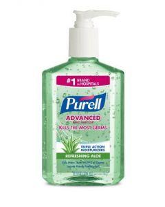 Purell with Aloe
