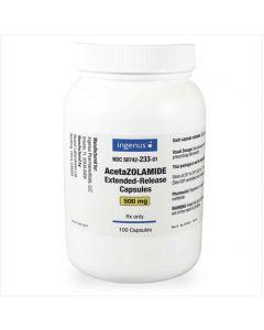 Acetazolamide 500mg Capsule