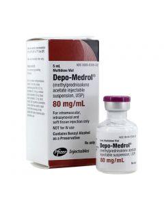 Depo-medrol 80mg 5ml