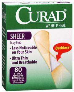 Curad Sheer Bandages
