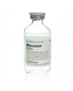 Marcaine 0.5%  50ml.