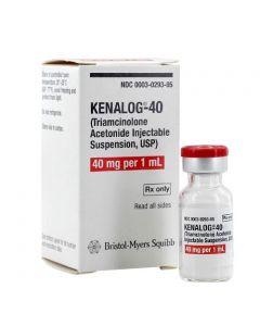 Kenalog Vial 40mg, 1ml