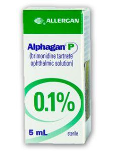 Alphagan-P  5ml  .15%