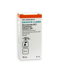 Dorzolamide 2%  10ml