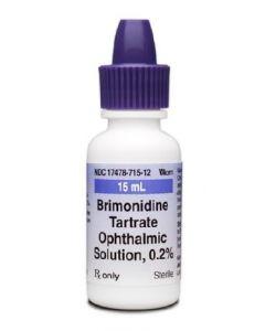 Brimonidine Tartrate 15ml