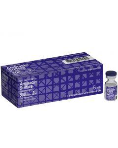 Amikacin 500mg, 2ml x 10