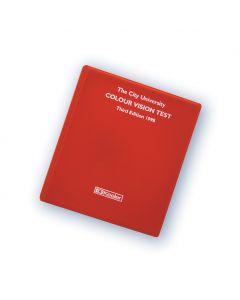 3rd Edition City University Color Vision Test