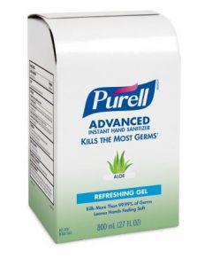 Purell Hand Sanitizer Refill