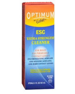 Optimum ESC cleaner 2oz.