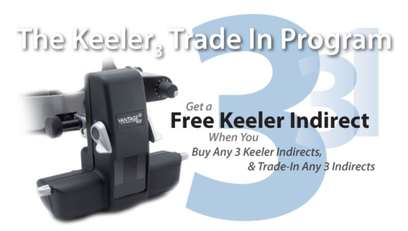 Keeler 3-3-1 Trade In Indirect Program