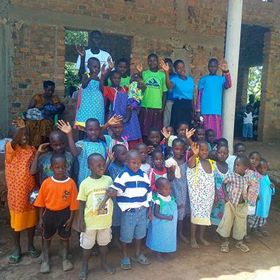 mission trip to Uganda