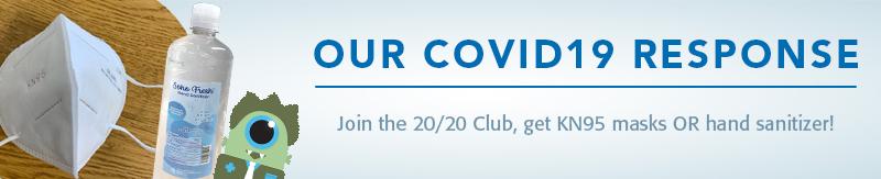 20/20 club rewards