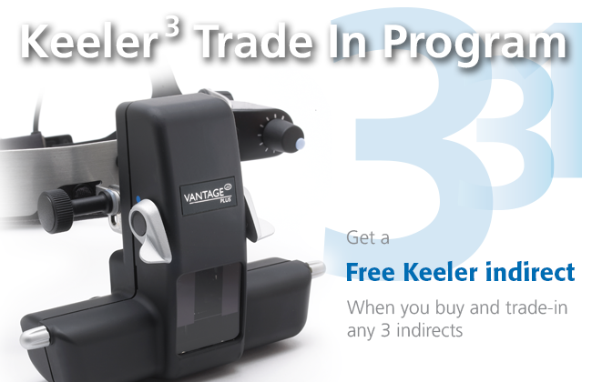 Keeler 3-3-1 Trade In Indirect Program