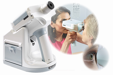 Tonometers - Applanation, Handheld, Desktop - Ophthalmic